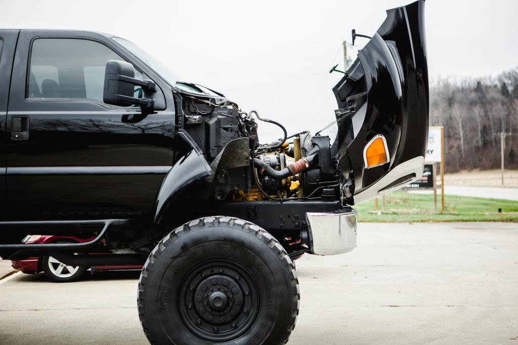 2005 FORD F650 | Offroad WTF