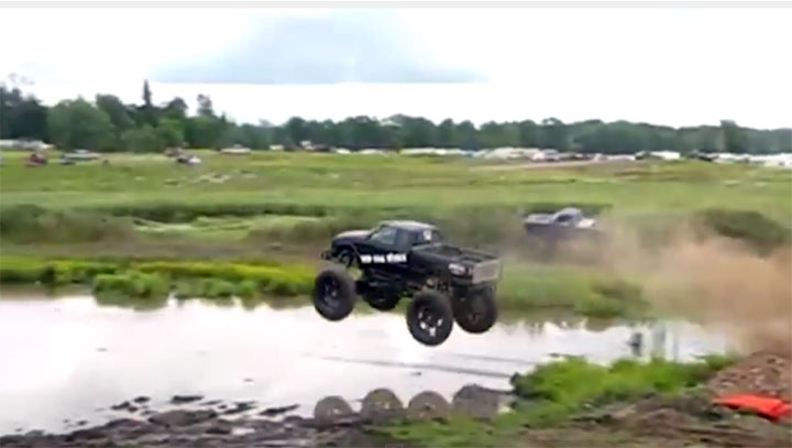 lake jump fail