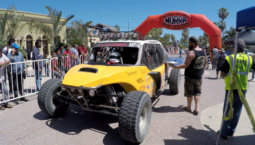 Norra Mexican 1000 2015